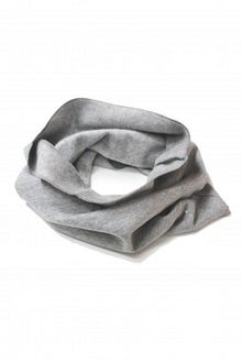 GRAY LABEL - Endless Scarf, Grey Melange, One Size