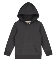 GRAY LABEL - Classic hooded sweater,  Nearly Black
