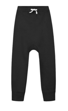 GRAY LABEL -  Baggy Pants Seamless, Nearly Black