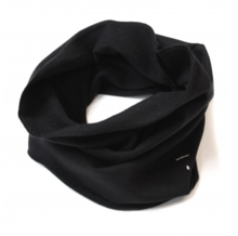 GRAY LABEL - Endless Scarf, Nearly Black