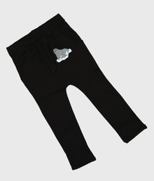 Tao and friends - Walrus sweatpants, black