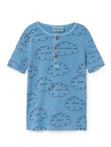 758cf1ed06132b Bobo Choses - T-Shirt buttons Clouds
