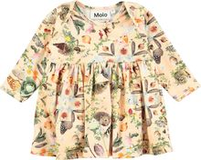 Molo kids - Cosima baby dress, eat your greens