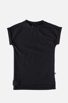 Kaiko - Drop Shoulder T-Shirt, Black