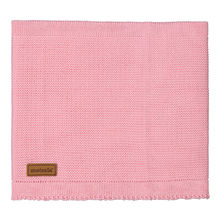 METSOLA - Knitted scarf, candy pink