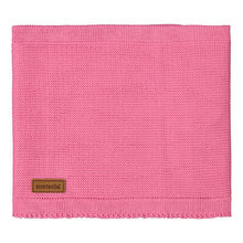 METSOLA - Knitted scarf, paradise pink
