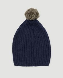 TAO - Pony kids hat, navy blue
