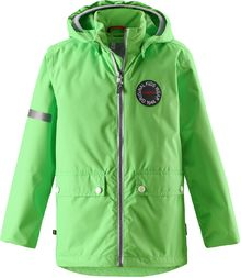 Reima - Taag jacket, summer green