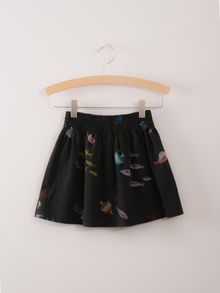 Bobo Choses - Deep Sea Flared Skirt