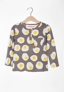 Nadadelazos - T-shirt Fried eggs