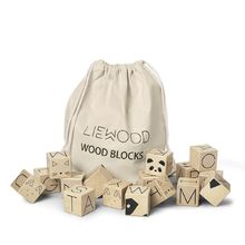 Liewood - Wood blocks
