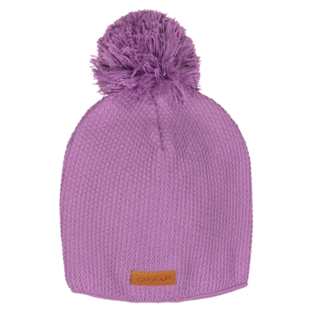 Gugguu - Beanie with one tuft, violet