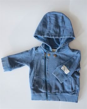 I dig denim - Egon baby jacket, indigo washed