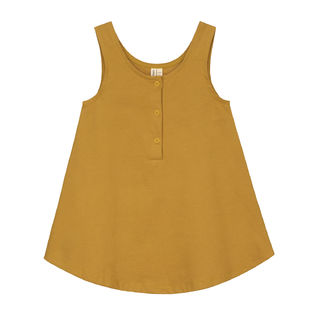 GRAY LABEL -  Tank Dress, Mustard