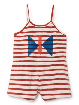 Bobo Choses - Breton Stripes Playsuit