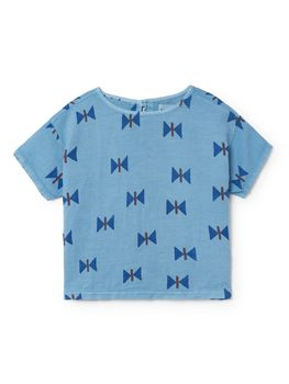 Bobo Choses - Butterfly Short Sleeve Shirt