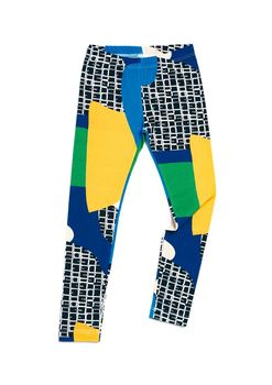 Mainio - Collage leggings