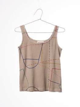 Bobo Choses - Tank top court, chateau