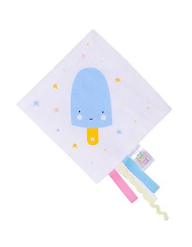 A little lovely company - Crinkle toy, ice cream blue