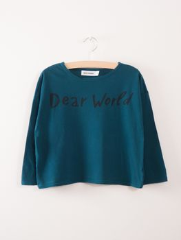 Bobo Choses - T-Shirt Dear World