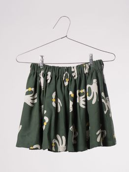 Bobo Choses - Flared skirt hand trick, garden