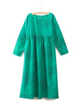 Bobo Choses - Princess Dress flocks, pepper