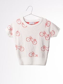 Bobo Choses - Knit jumper Cyclist