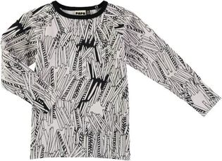 Papu - Monochrome straw shirt