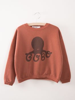Bobo Choses - Sweatshirt Octopus