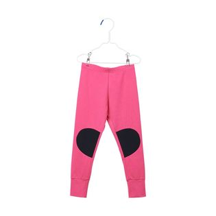 Papu - Patch leggings, very pink