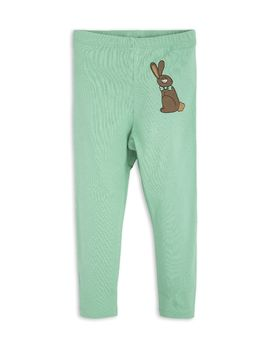 mini rodini - Rabbit SP leggings, green