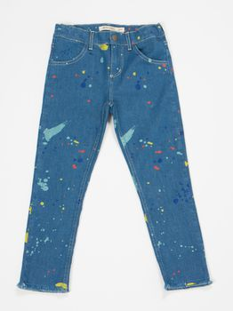 Bobo Choses - Slim fit trousers Pollock