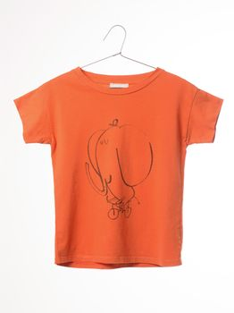Bobo Choses - T -shirt the cyclist