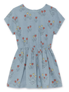 Bobo Choses - Poppy Prairie T-Shape Dress, Ashley (119092)