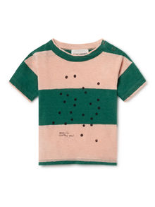 Bobo Choses - Bees Linen T-Shirt (119157)