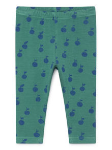 Bobo Choses - Apples Leggings, Frosty (119196)