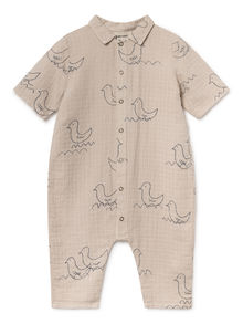 Bobo Choses - Geese Buttons Playsuit (119209)