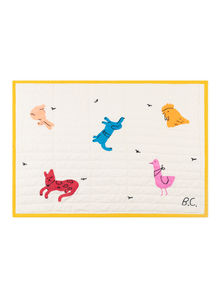 Bobo Choses - Animals Blanket 70 x 100 (119267 )