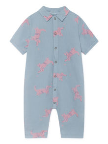 Bobo Choses - Dogs Playsuit, Ashley (119278)