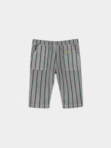 Bobo Choses - Striped Straight Pants, Baby ( 219181)