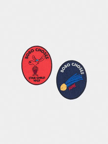 Bobo Choses -  Bobo Pack of 2 Patch (219282)