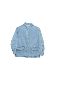 I dig denim - Meg jacket, light blue denim
