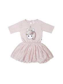Huxbaby - UNICORN BALLET DRESS, Sugar