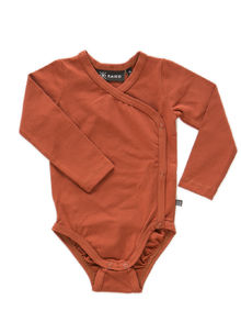 Kaiko - Basic Body LS, Rust