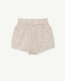 TAO - Clam kids shorts, white dots 000920-108