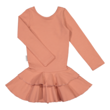 Gugguu - Frilla dress, Rose Berry