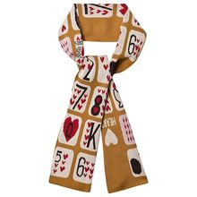 Beau LOves - Knit game of hearts, camel