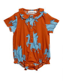Mini Rodini - Pegasus woven body, brown