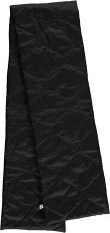 Beau LOves - Quilted scarf, black