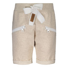 METSOLA - Zipper shorts, Sand of Africa